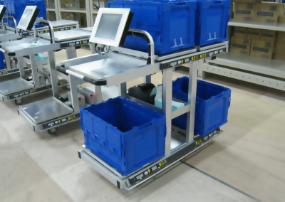 Mobile Cart System